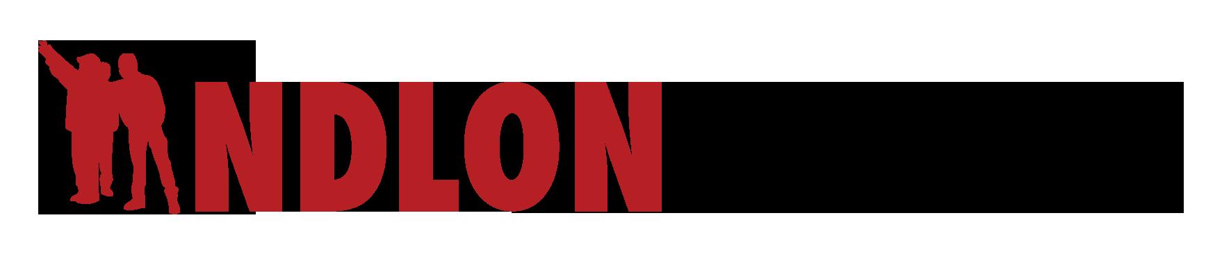 NDLON Logo Horizontal